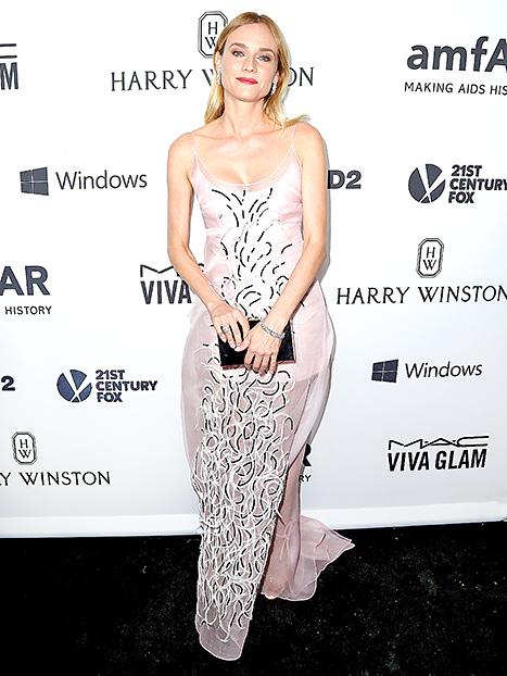 Diane Kruger - amfar