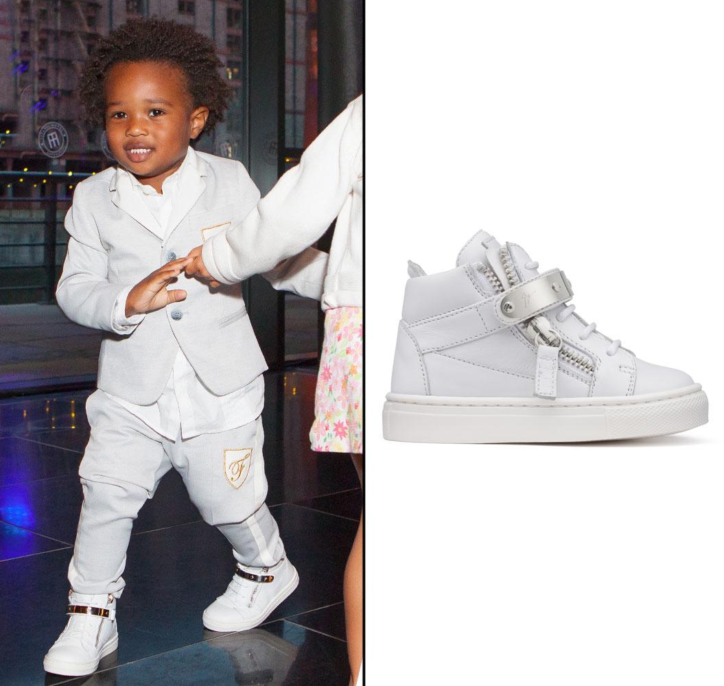 Ciara wearing sneakers at wedding