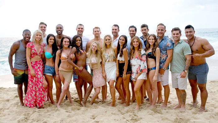 The cast of Bachelor in Paradise