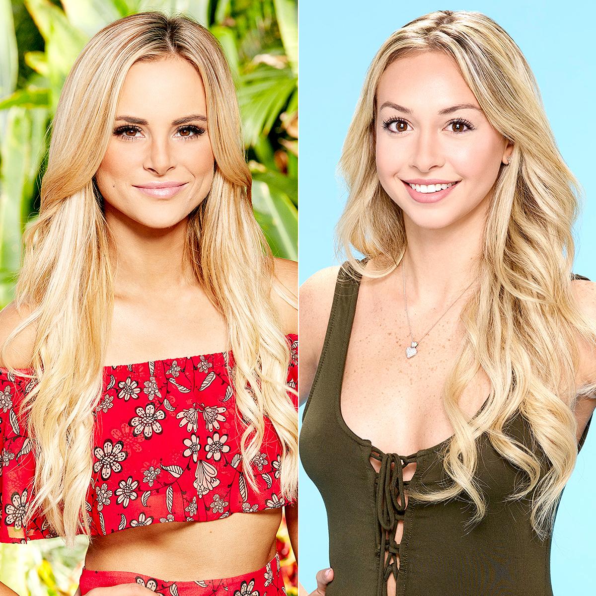 Amanda and Corinne