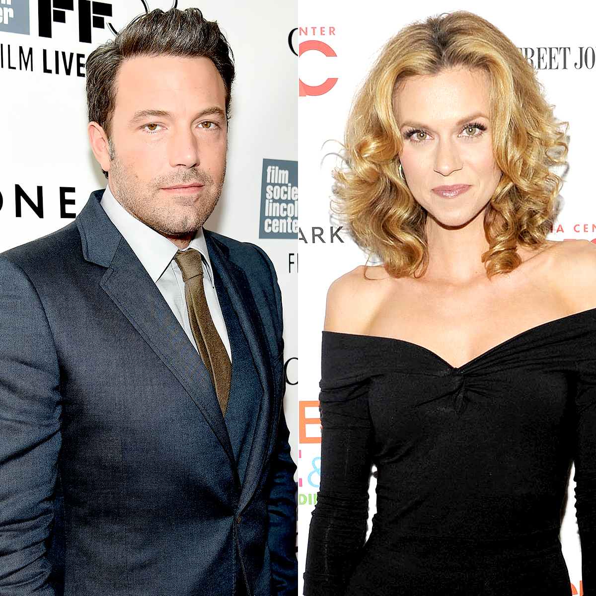 Ben Affleck and Hilarie Burton