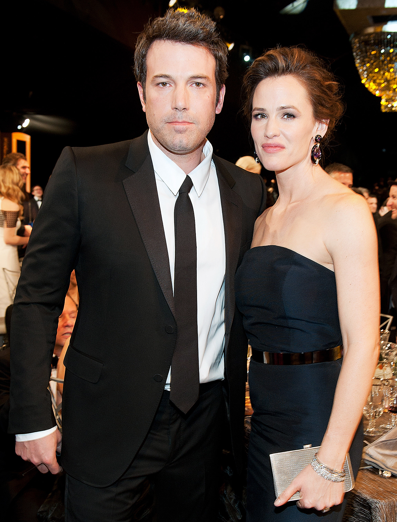 Ben Affleck Was Seeing Lindsay Shookus During Jen Garner ...