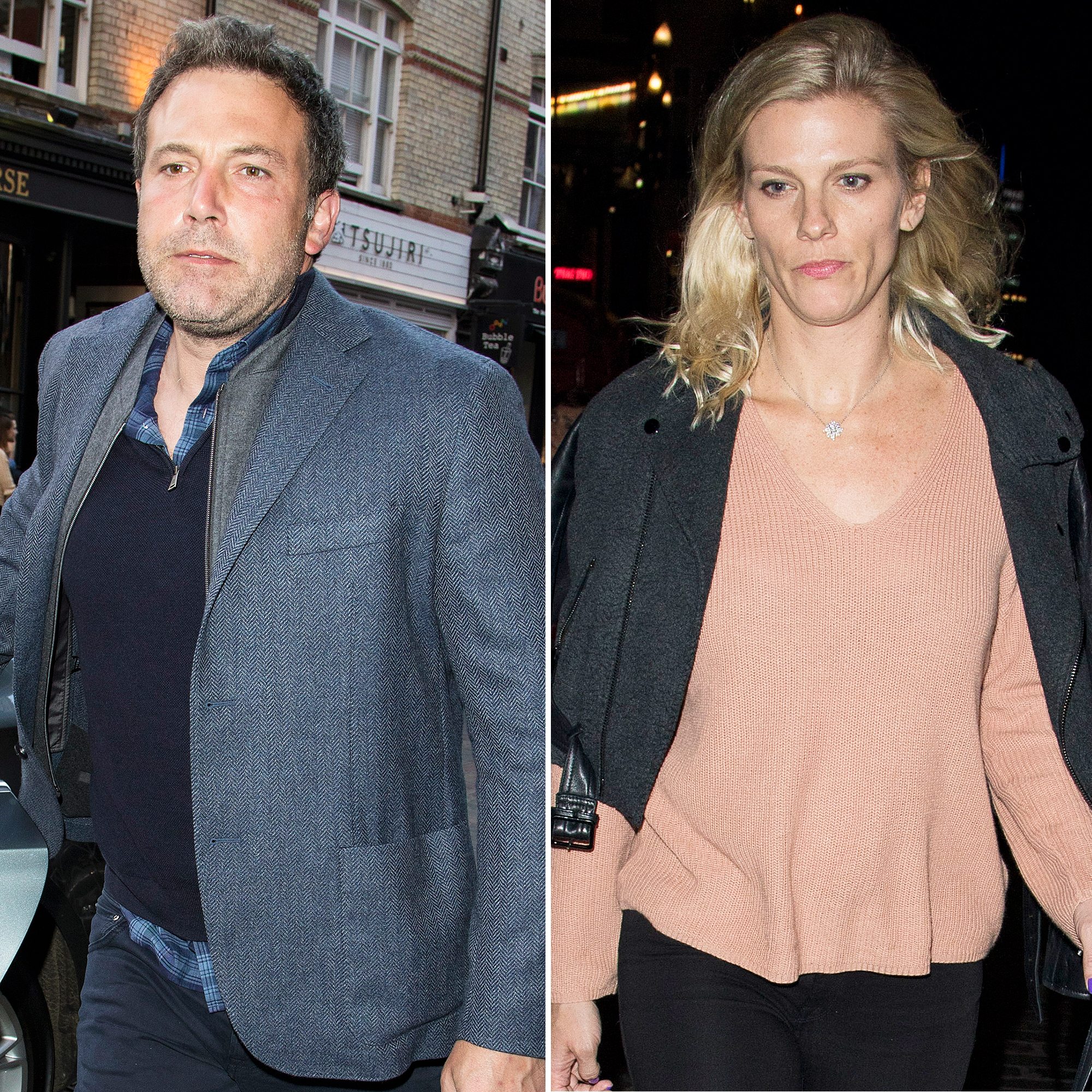 Who is ben affleck dating now