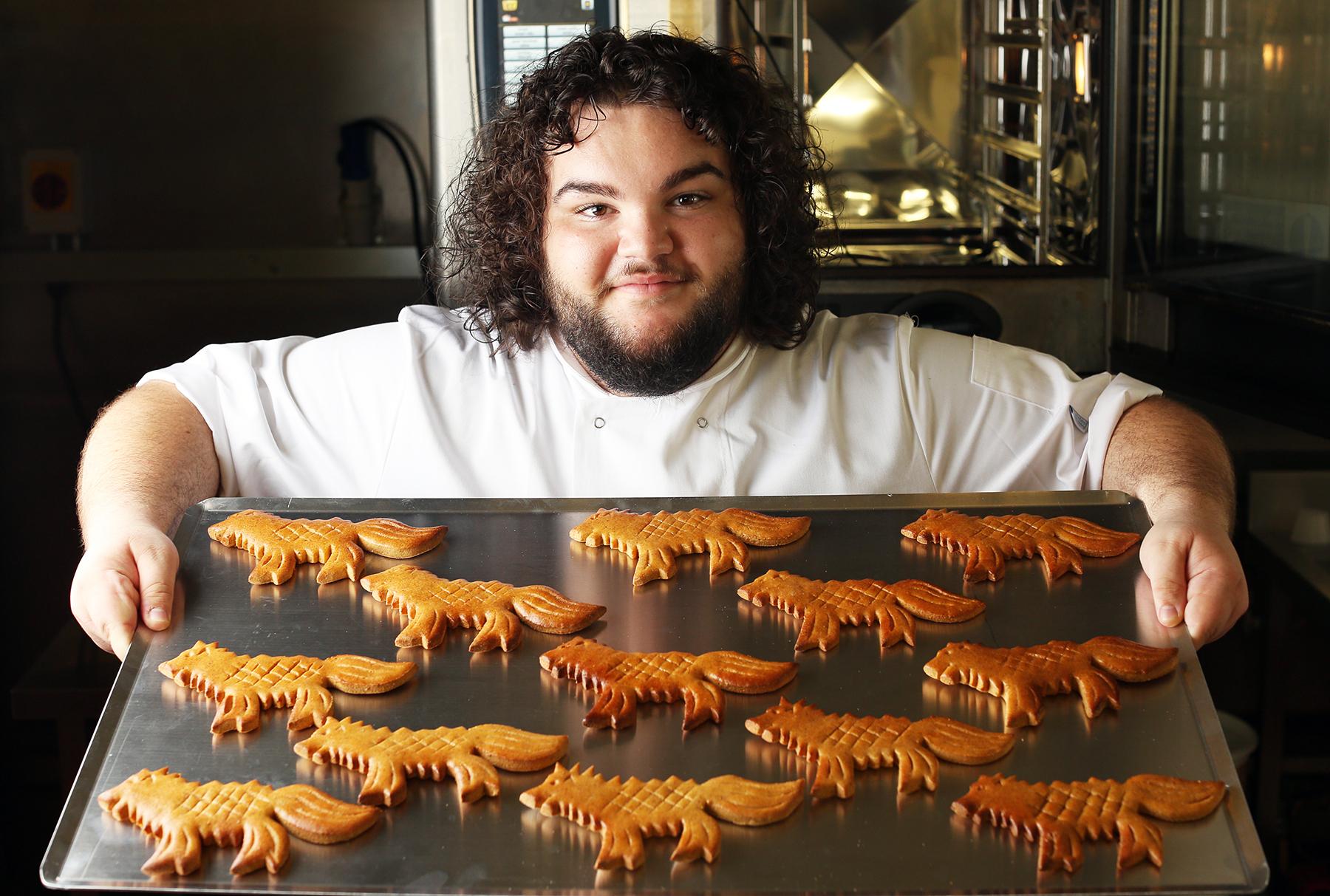 Ben Hawkey Hot Pie Game of Thrones