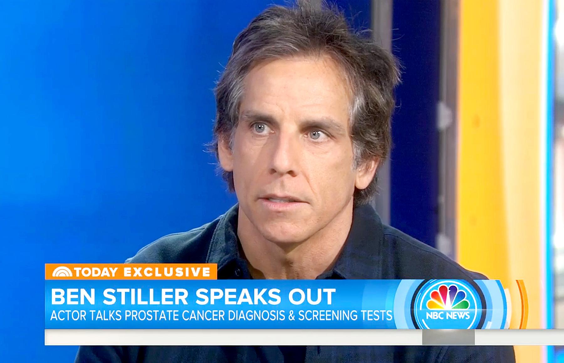 Ben Stiller on 'Today'