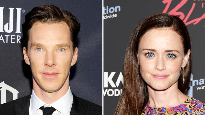 Benedict Cumberbatch, Alexis Bledel