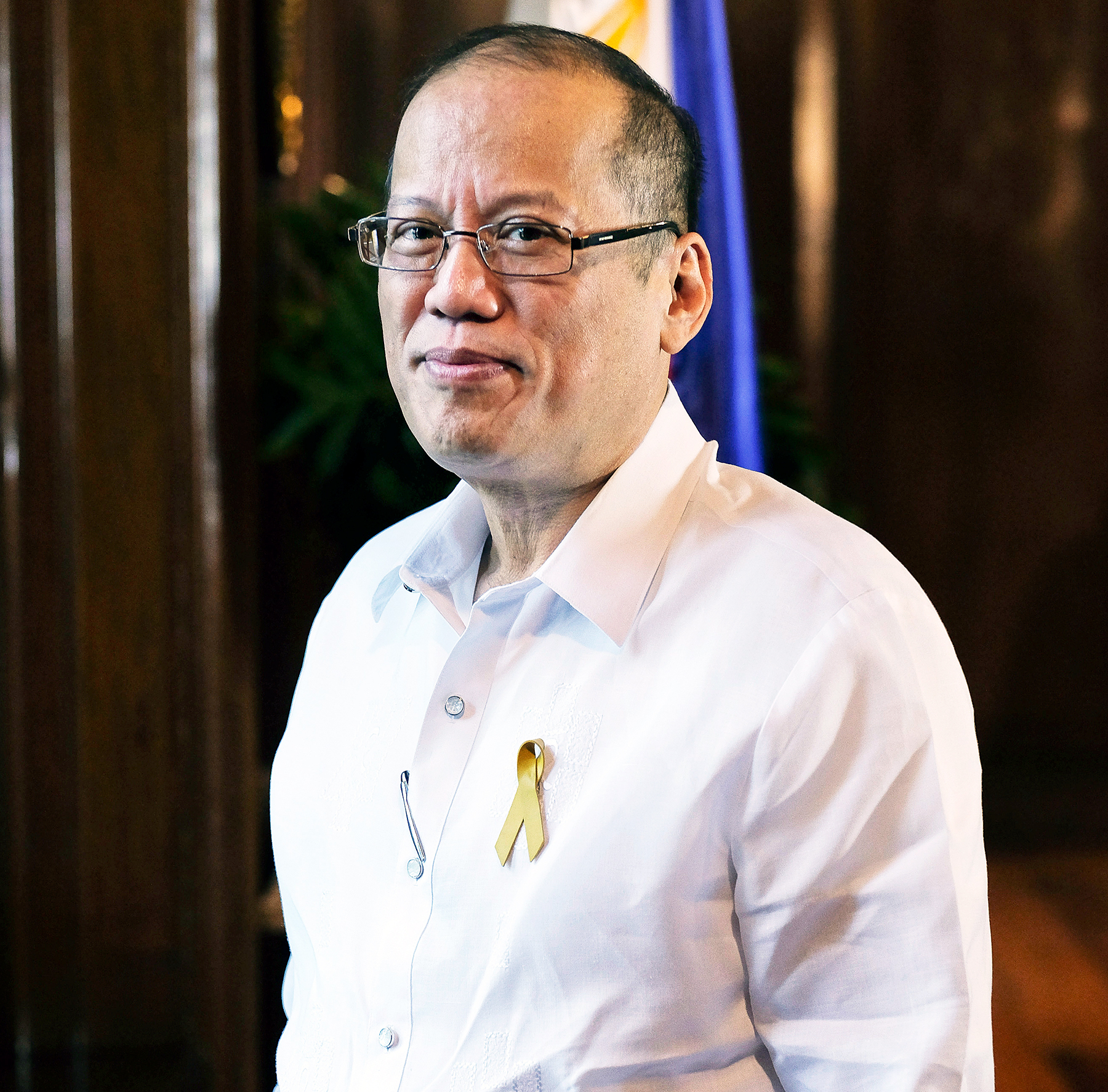 Philippine President Benigno Aquino III