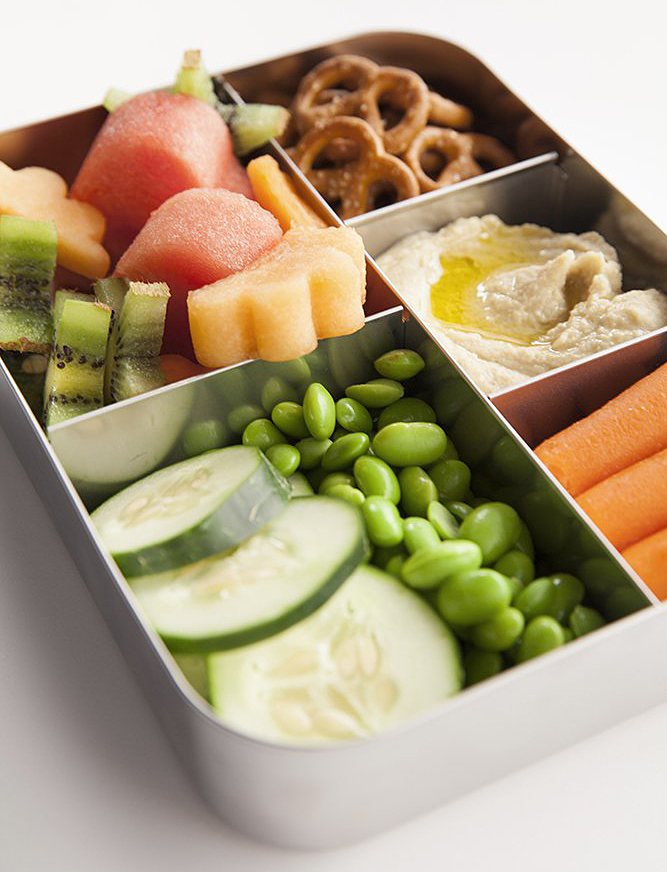 Kourtney Kardashian's Bento Box