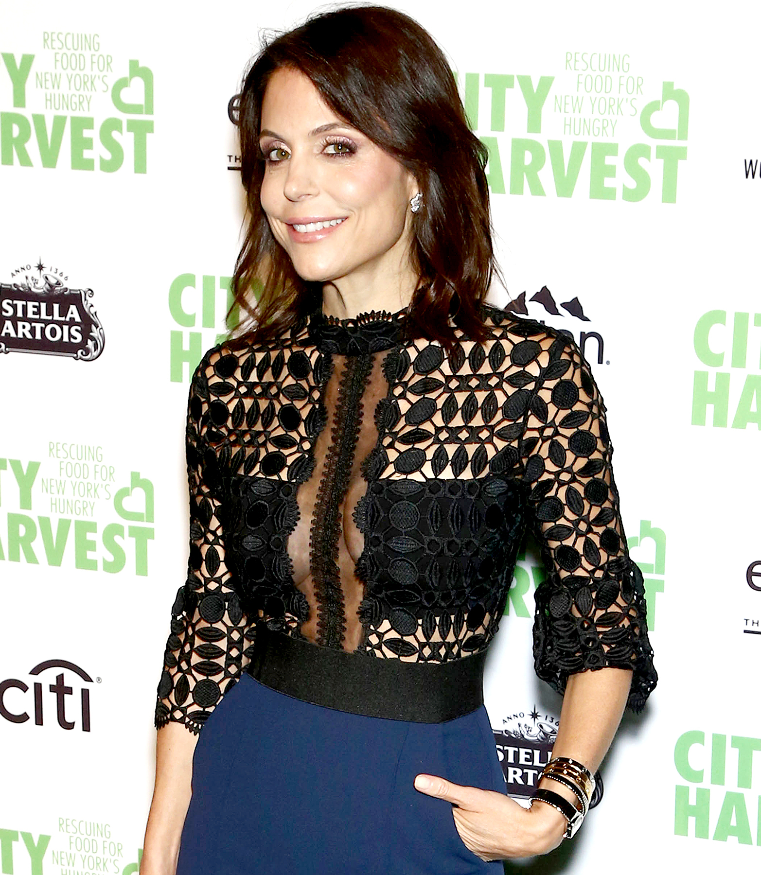 Bethenny Frankel attends the 23rd Annual Gala Evening of Practical Magic honoring Lise & Michael Evans, Chelsea Clinton, and Chef Geoffrey Zakarian in New York, NY on April 25, 2017.
