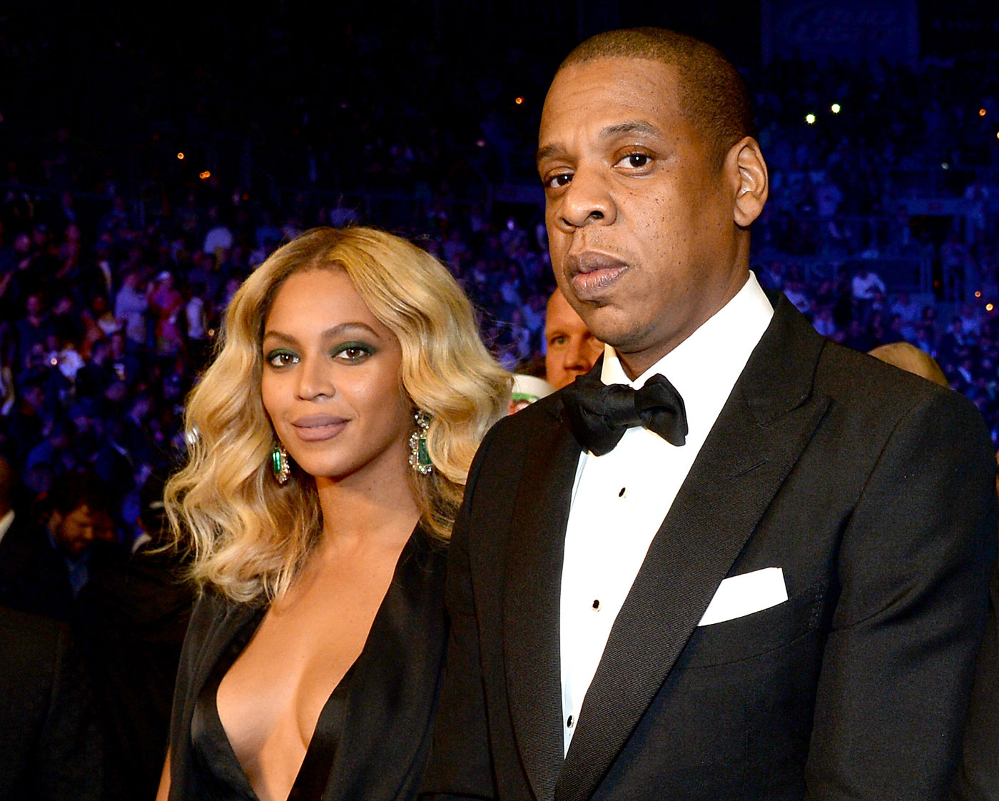Jay Z refers to Beyonce's controversial 'Lemonade' album in a new rap