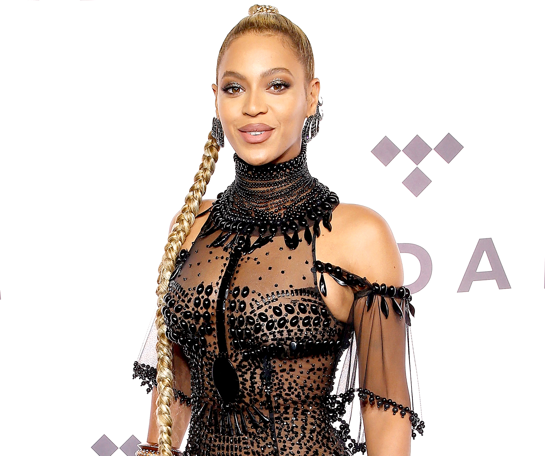 Beyonce attends TIDAL X: 1015 at Barclays Center on October 15, 2016 in New York City.
