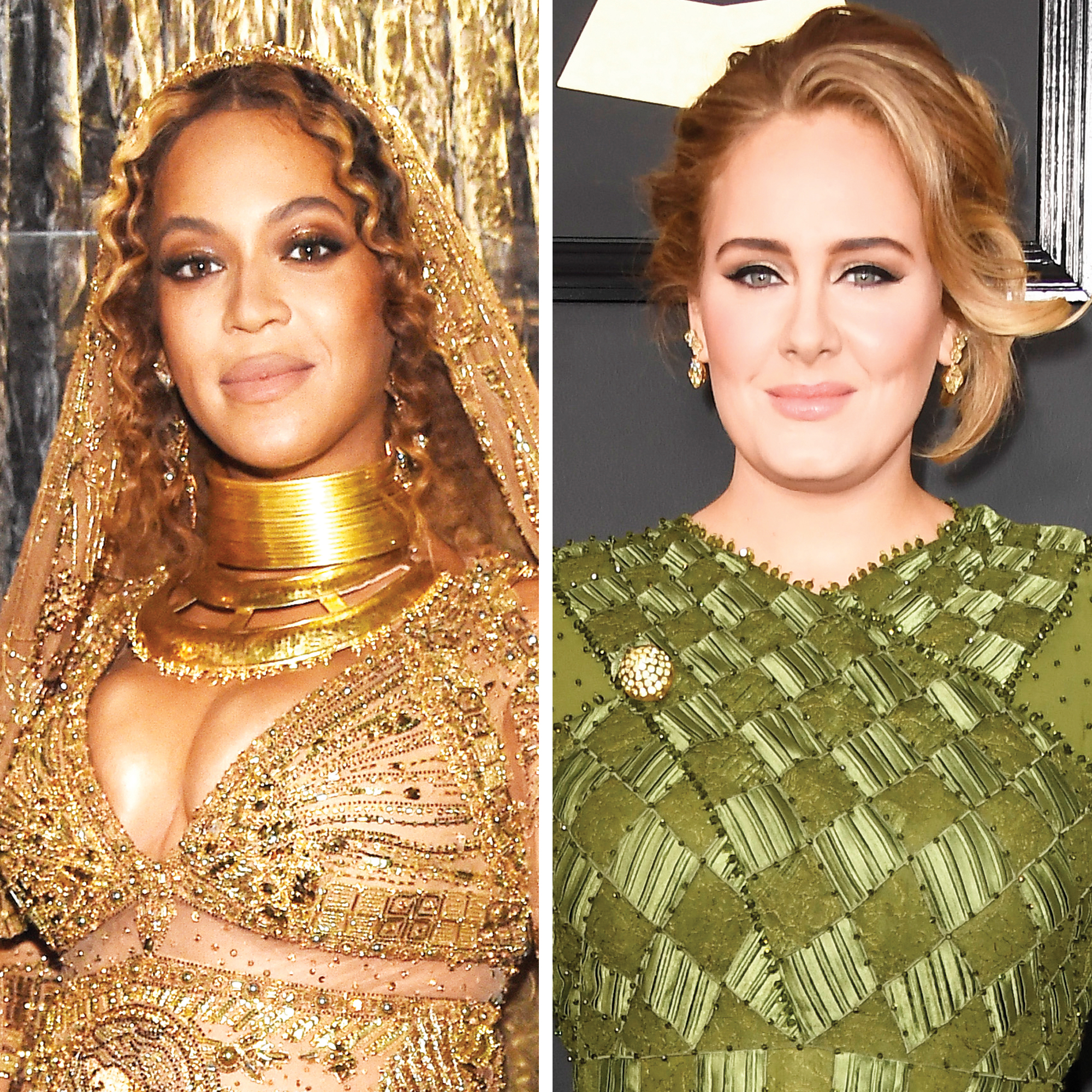 Adele Wins Album Of The Year | Acceptance Speech | 59th ...
