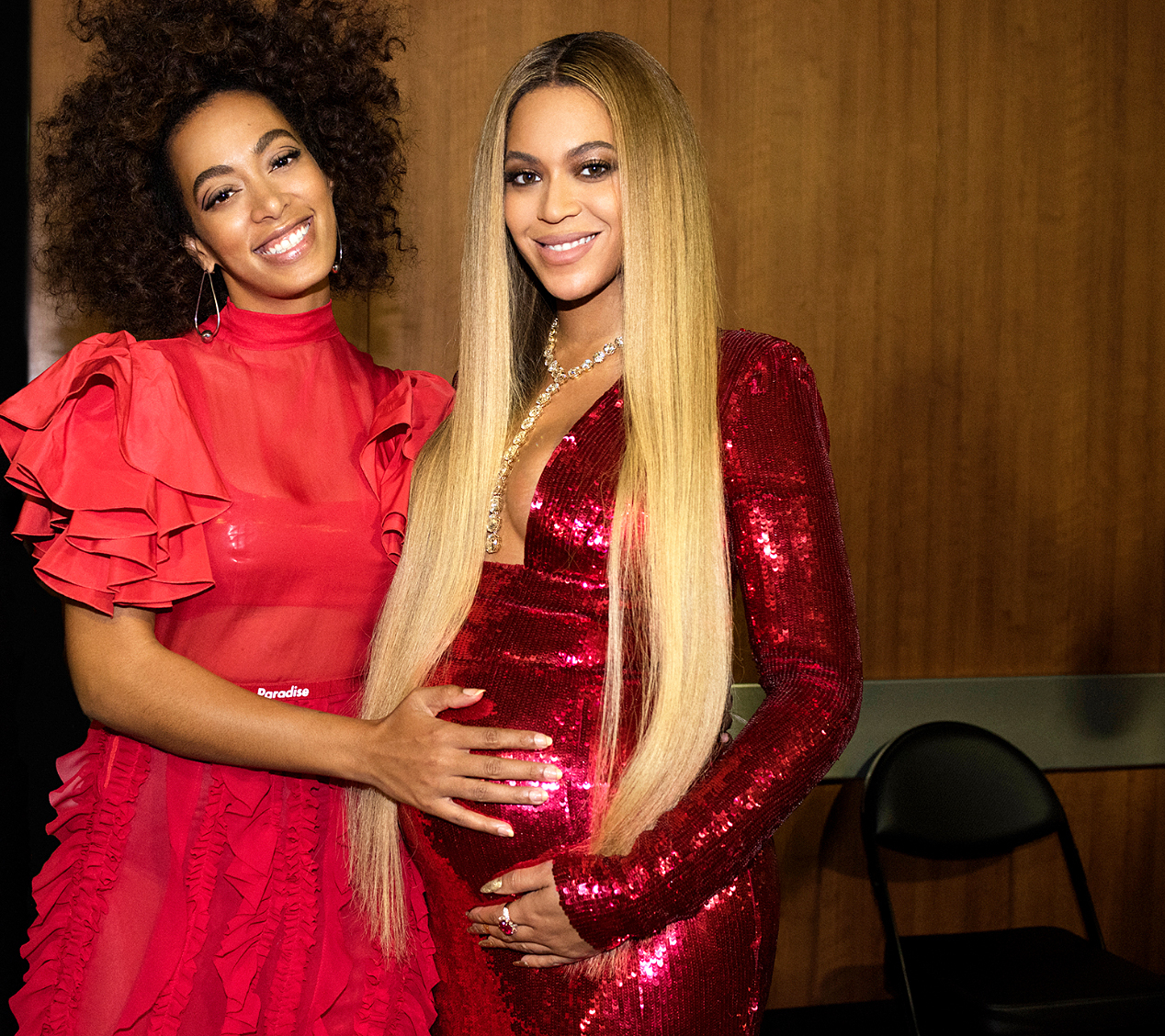 Solange Knowles Beyonce Grammys 2017