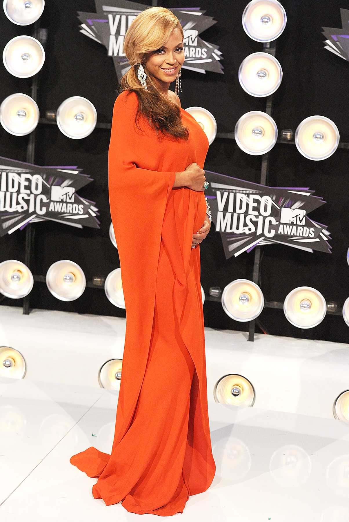 Beyonce Video Music Awards 2011