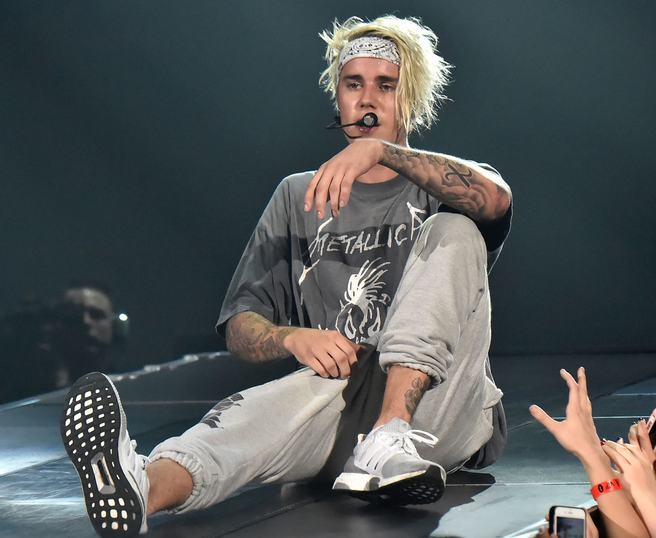 Justin Bieber has canceled his tour VIPs