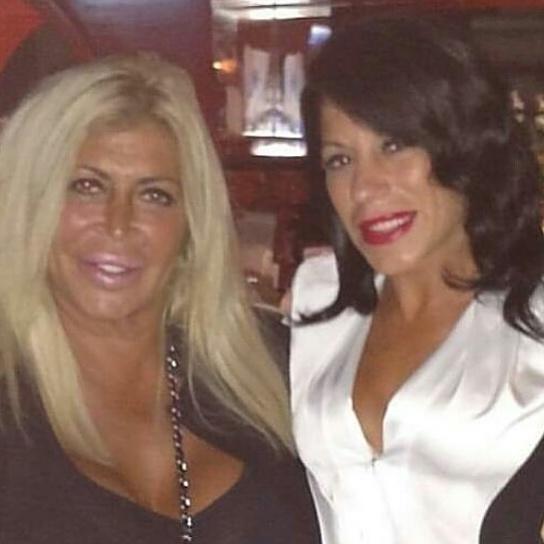Angela Raiola and Lori Falcone.
