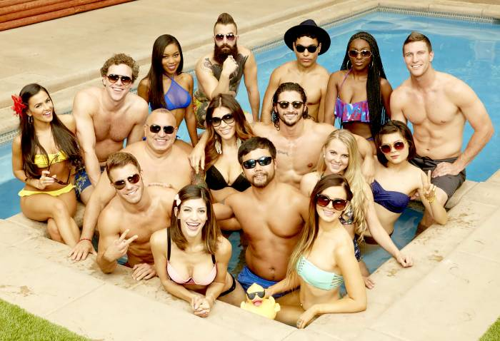 The Big Brother 18 cast