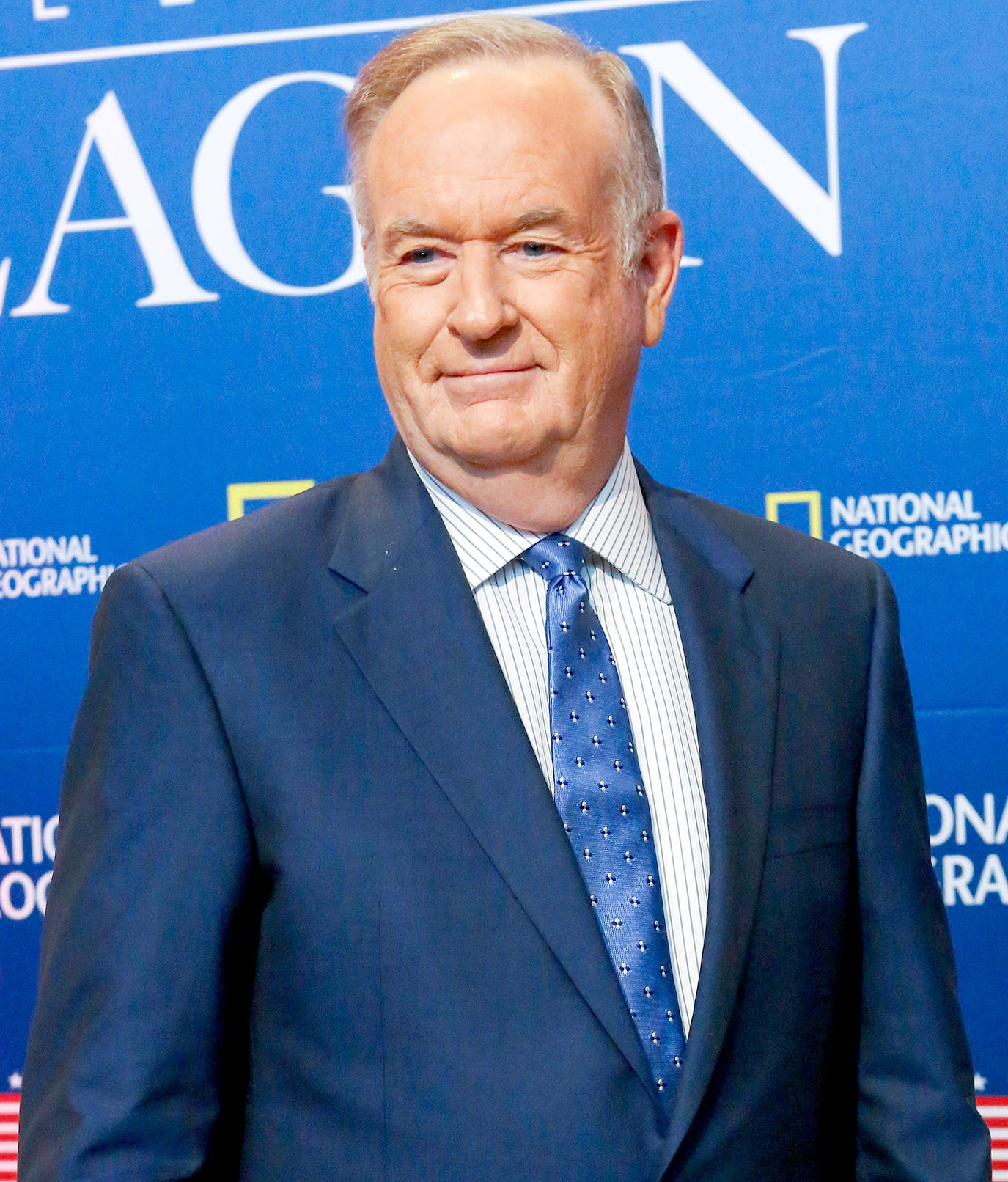 """Bill O'Reilly attends the """"Killing Reagan"""" Washington DC premiere at The Newseum on October 6, 2016 in Washington, DC."""