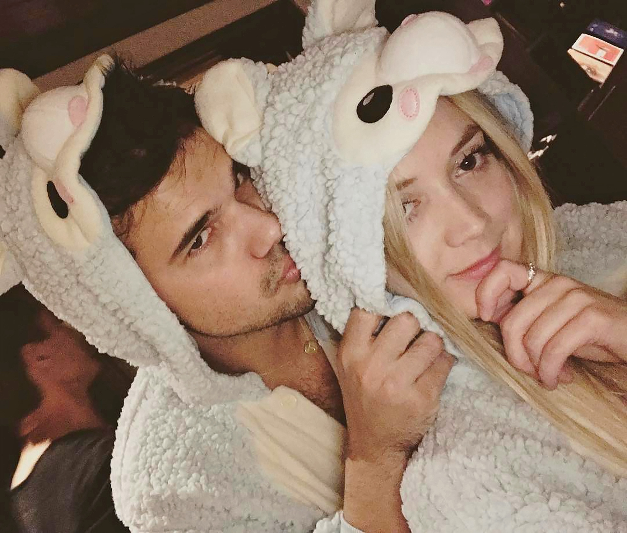 Billie Lourd Wishes Taylor Lautner Happy Birthday With