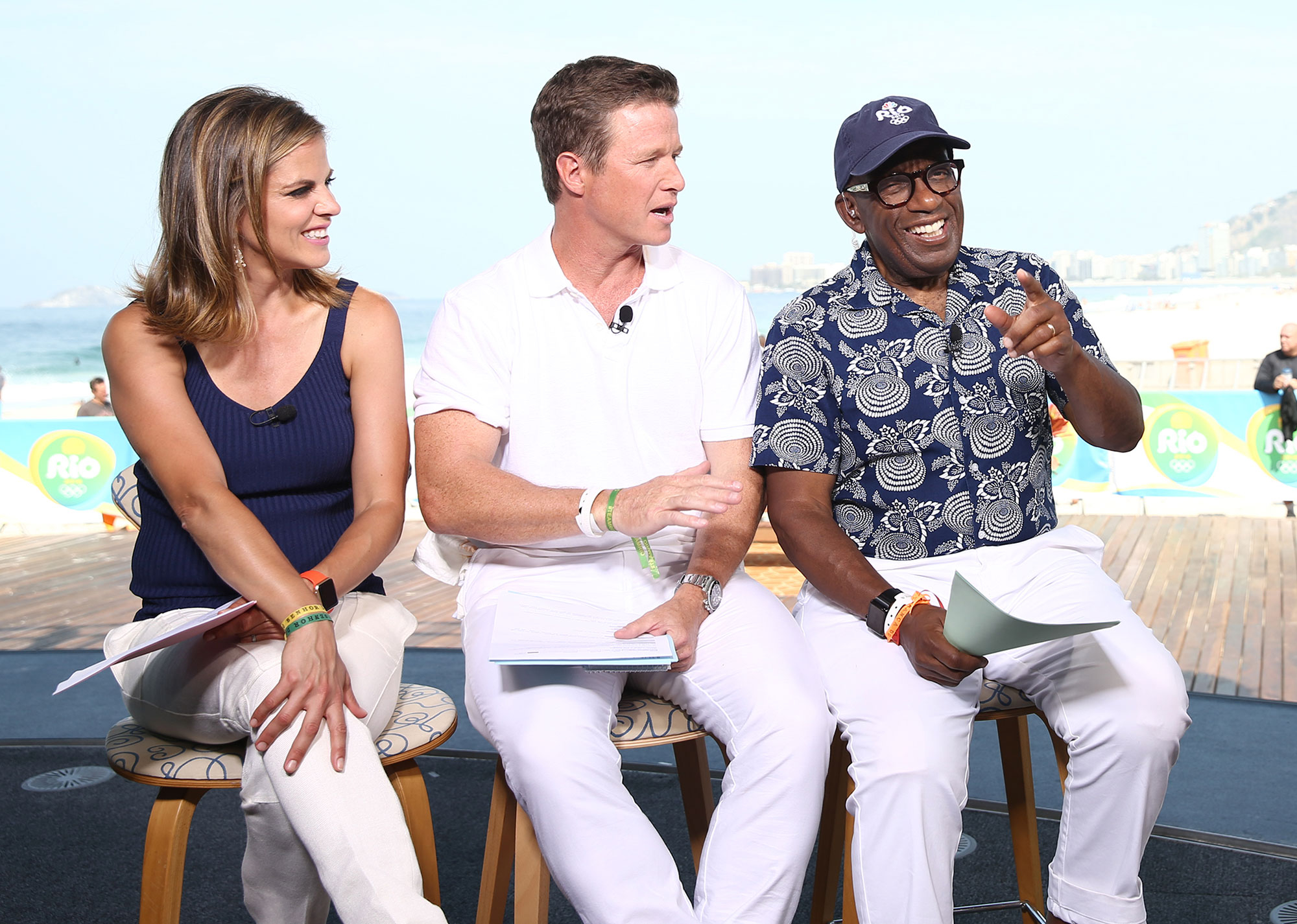 Natalie Morales Billy Bush Al Roker