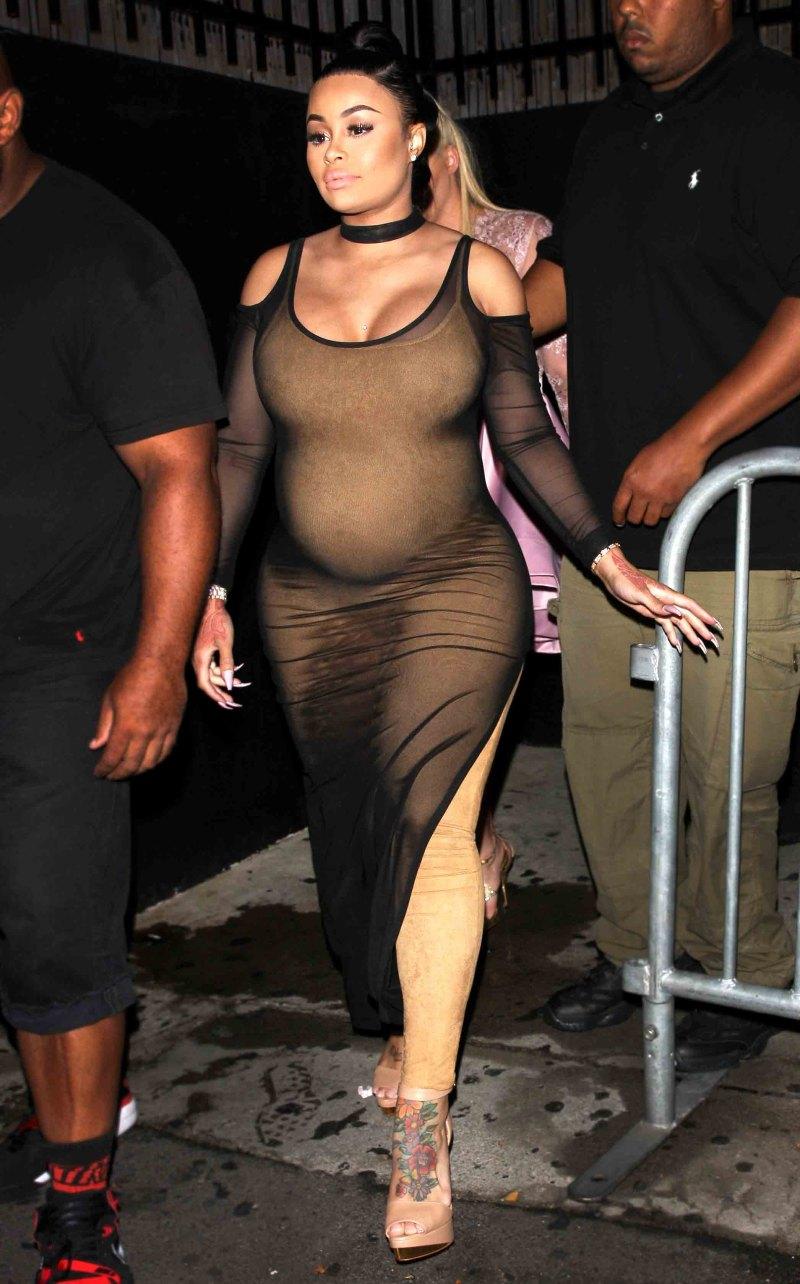 Kim Kardashian wears nude mesh dress + her shocking