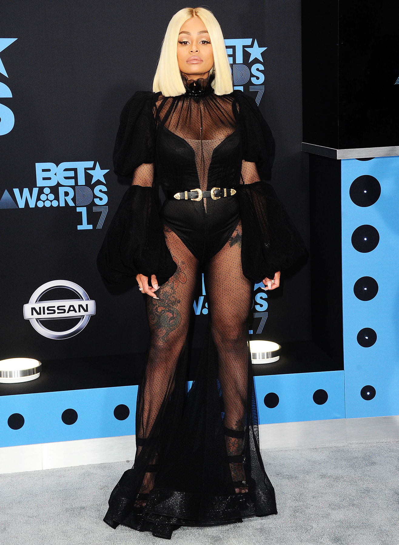 Blac Chyna BET Awards