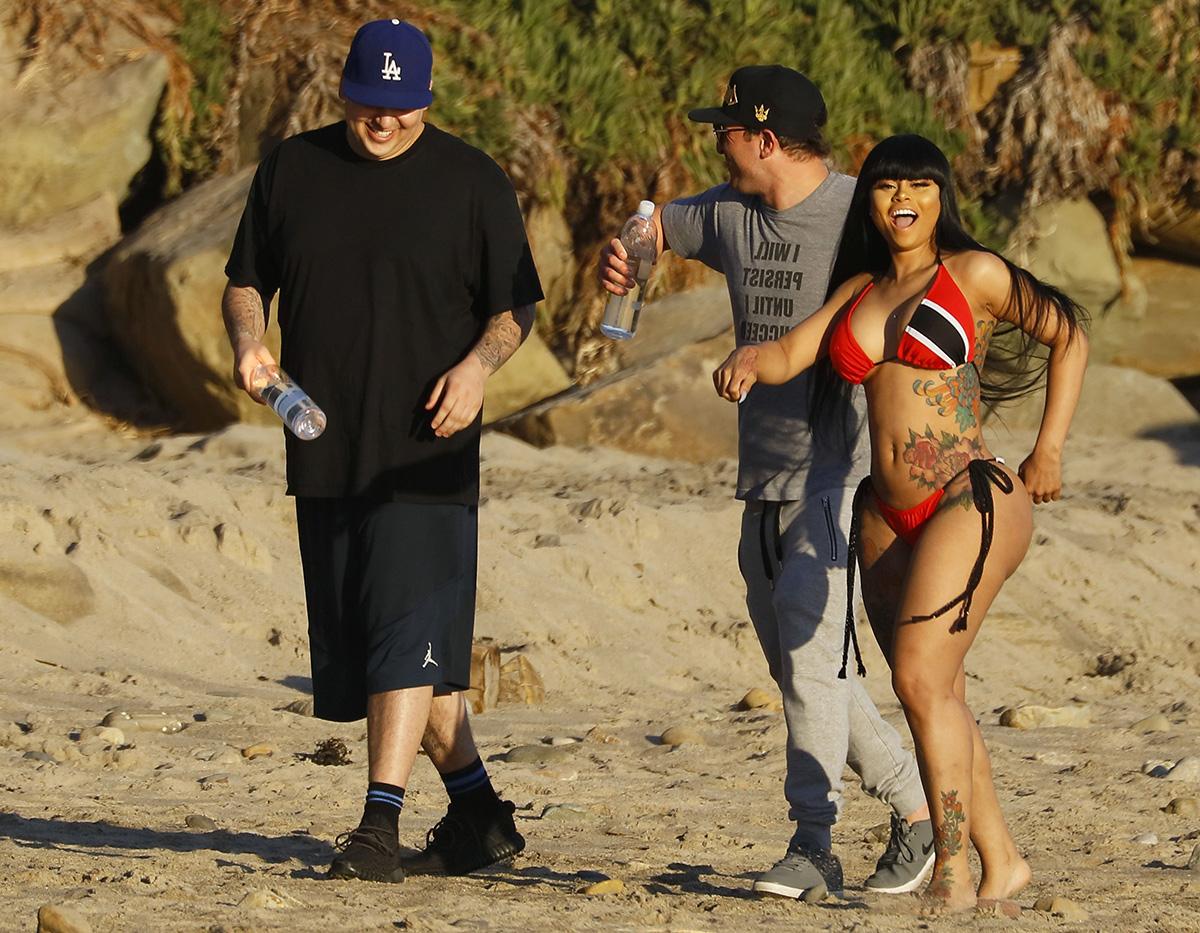 Rob Kardashian & Blac Chyna