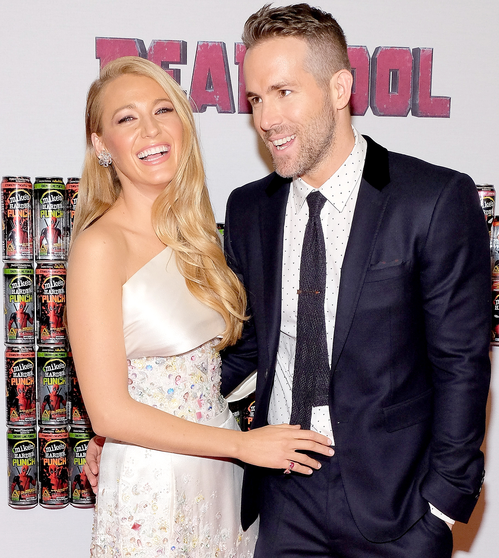 Blake Lively: Ryan Reynolds wasn't my favourite leading man