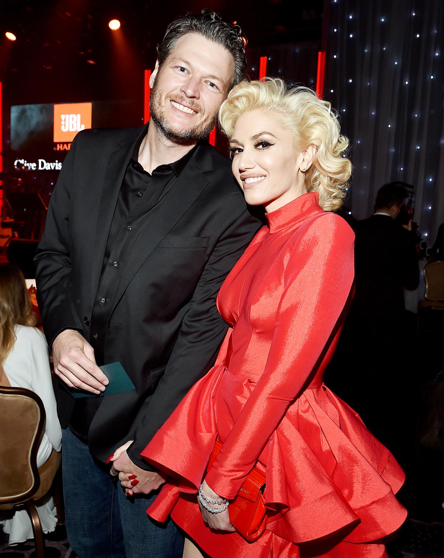Gwen Stefani, Blake Shelton Drop New Christmas Duet: Listen