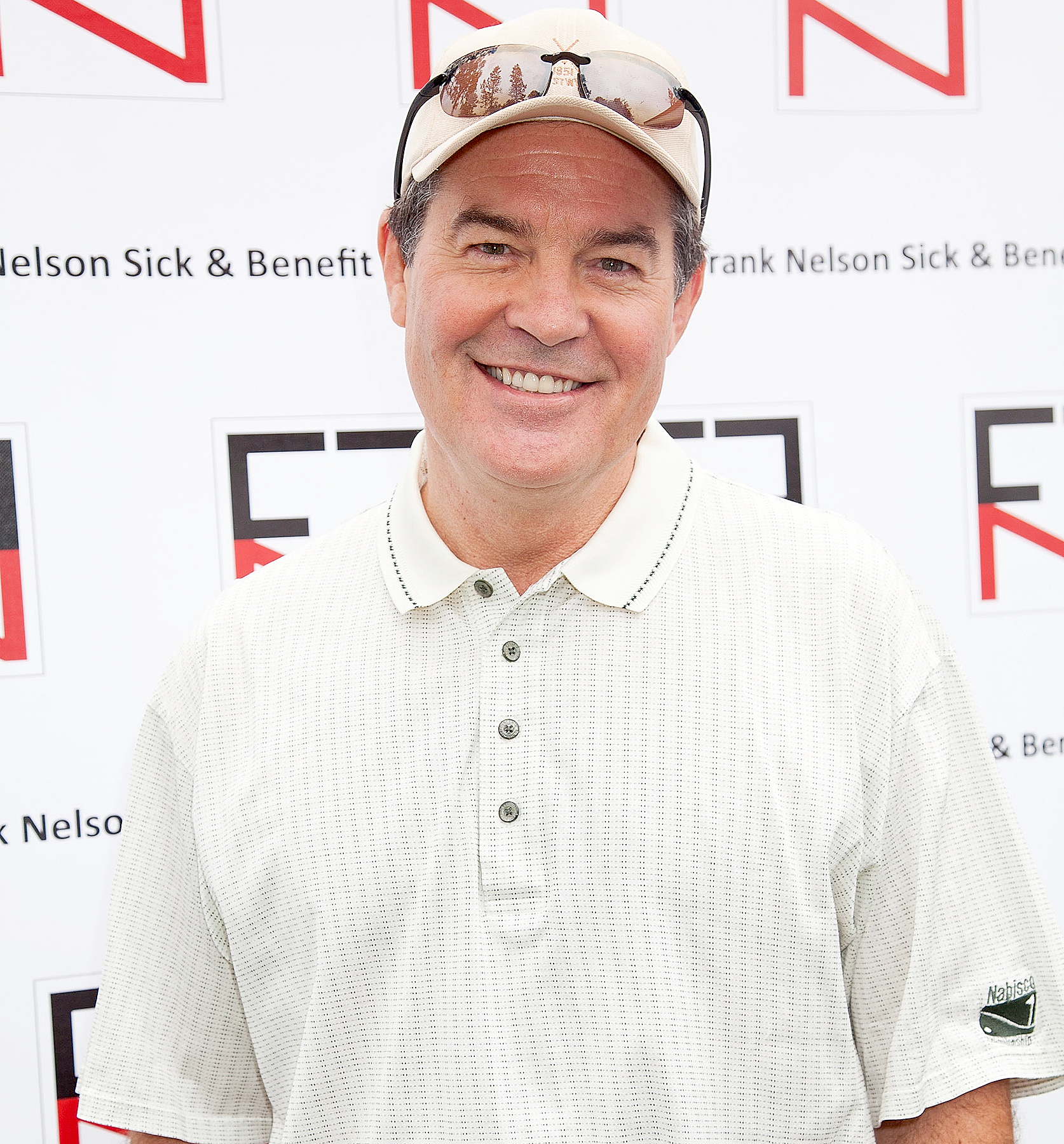 Bob Goen arrives at AFTRA's 2nd Annual Frank Nelson Fund celebrity golf classic at Mountain Gate Country Club on July 11, 2011, in Los Angeles.