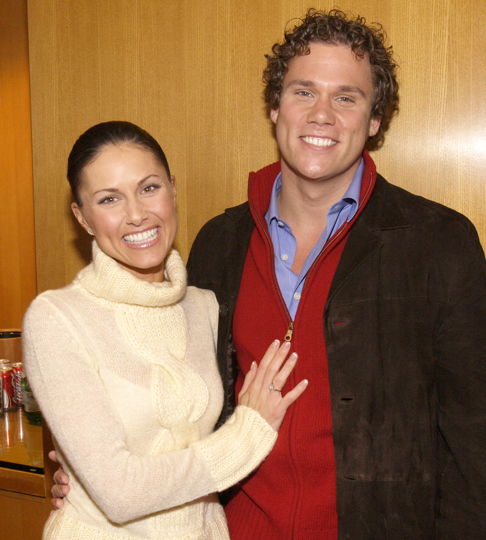 Bob Guiney and Estella Gardinier