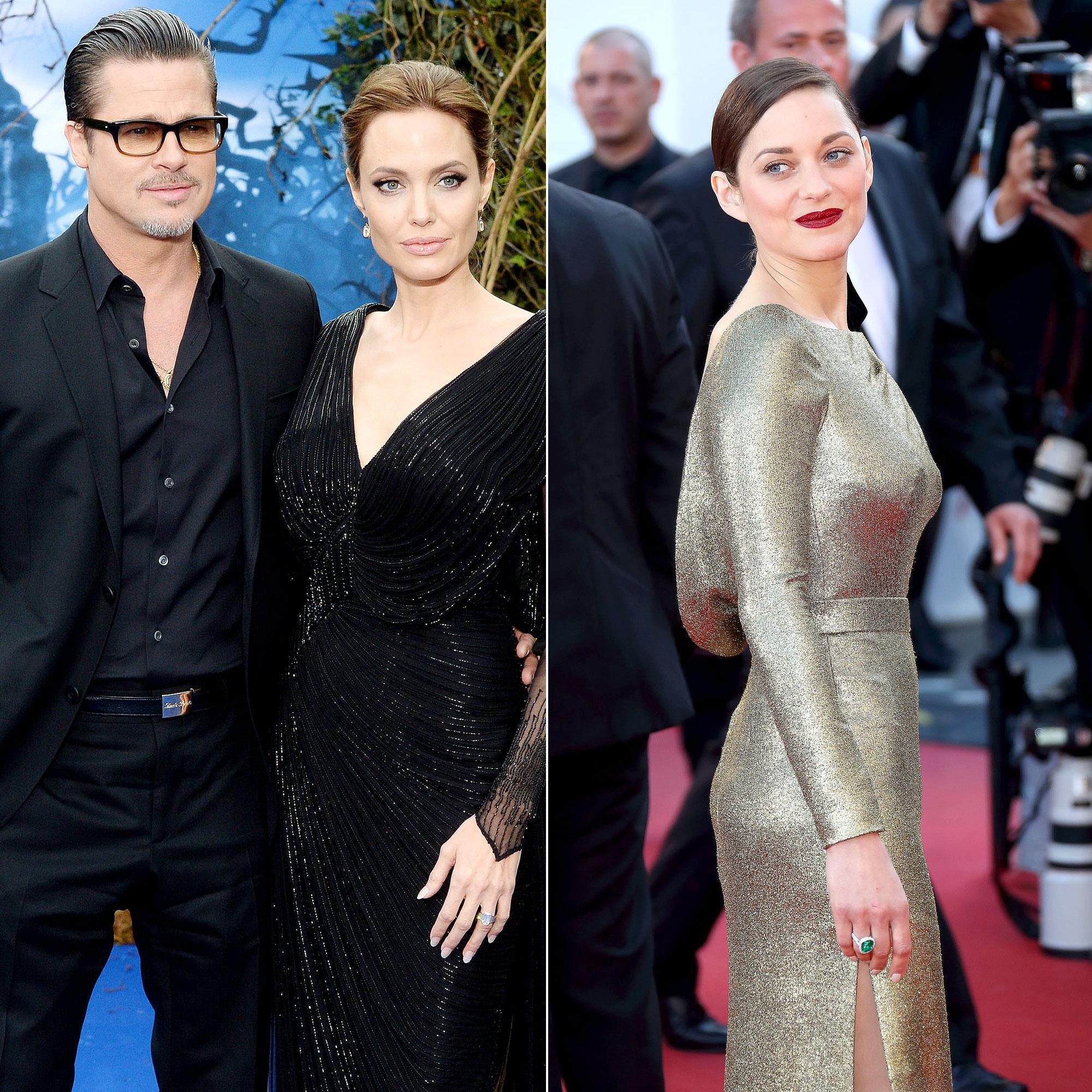 Brad Pitt Angelina Jolie 2016
