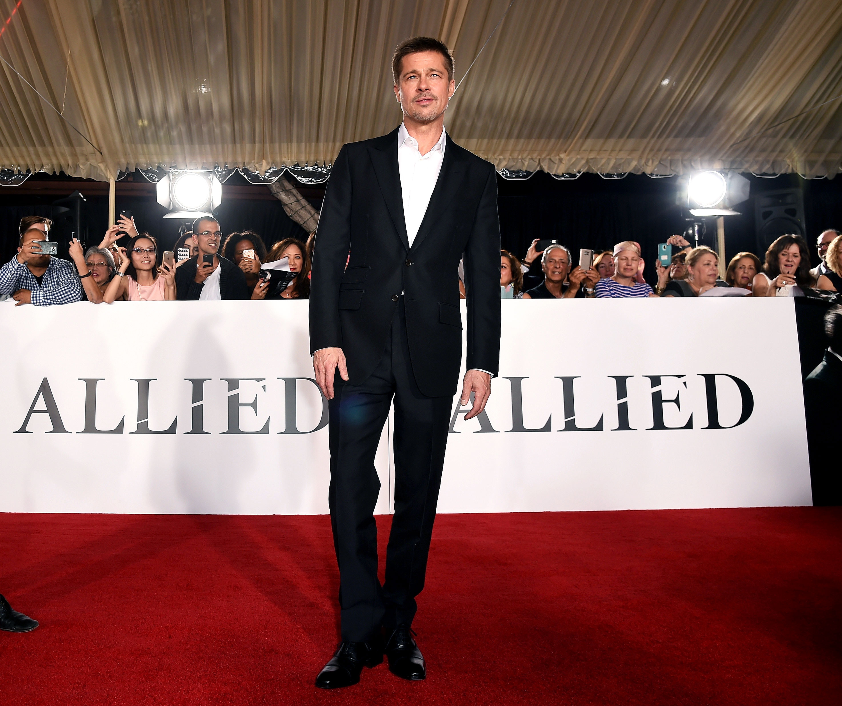 Brad Pitt - Brad Pitt earned his Hollywood heartthrob status the moment he hit scene some three decades ago. And he's carrying that on in 2019 with his role in Once Upon a Time in Hollywood , making a triumphant return to the red carpet at the Cannes Film Festival on Tuesday, May 21.