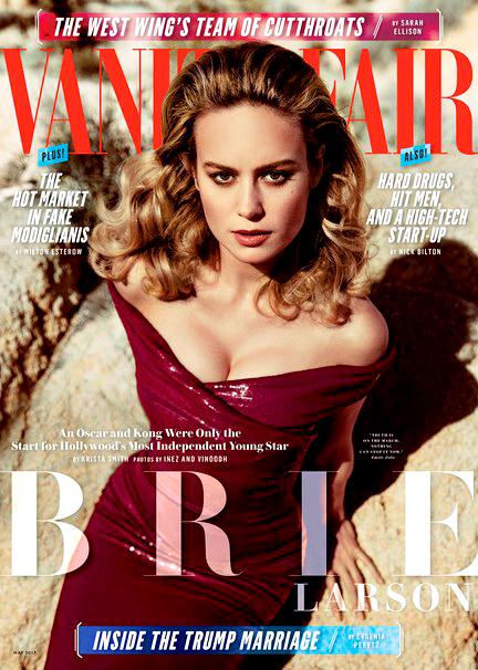 Brie Larson Vanity Fair