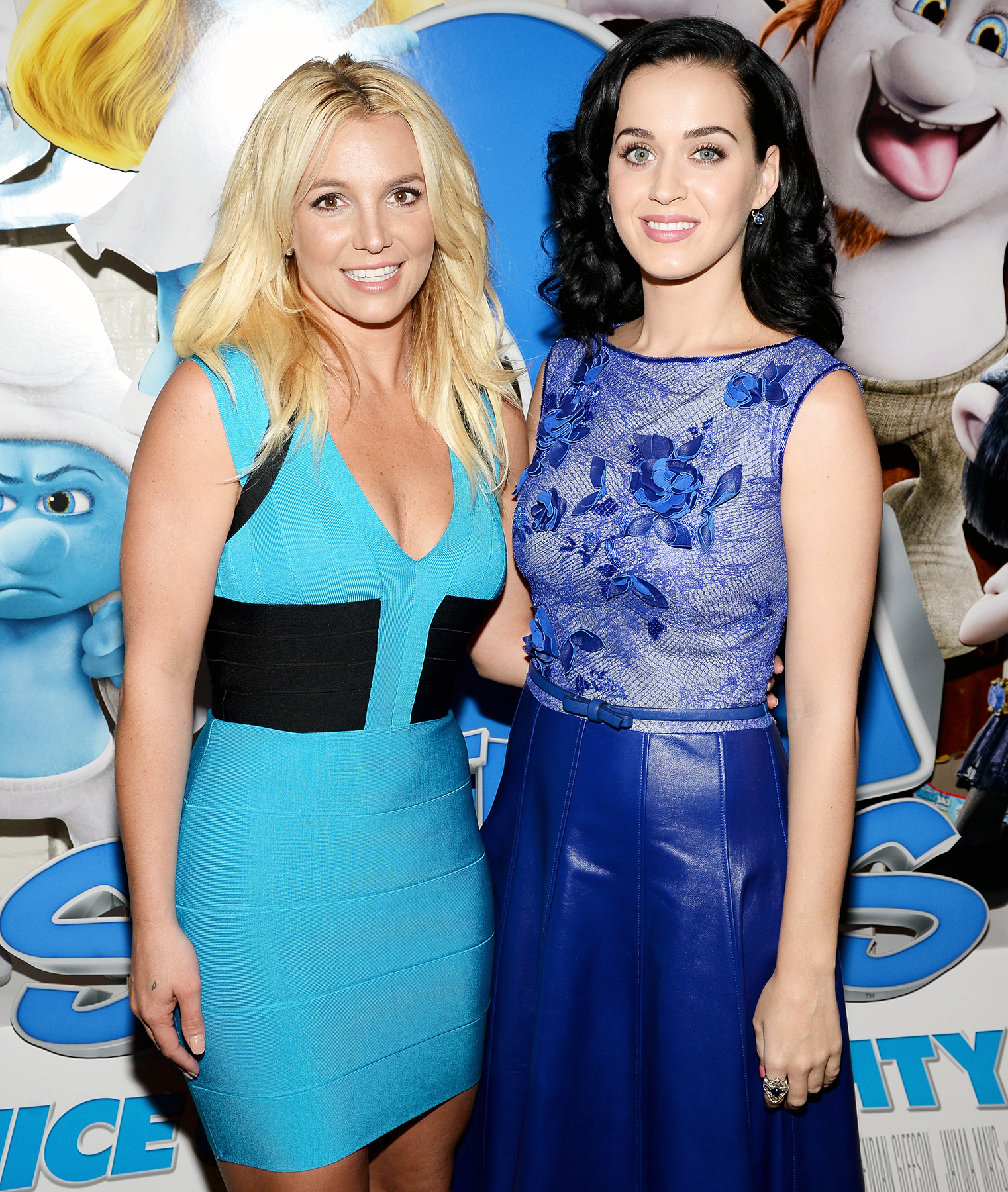 Britney Spears Katy Perry