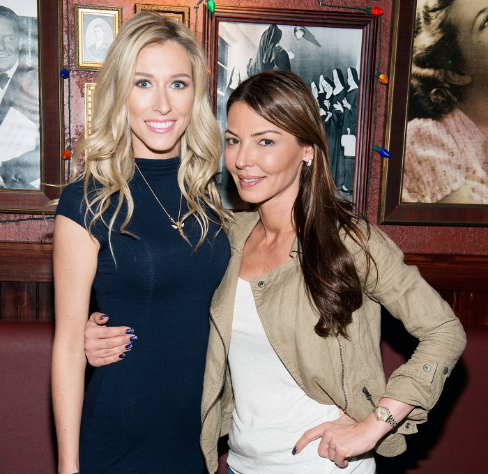 Brittany Fogarty and Drita D'Avanzo