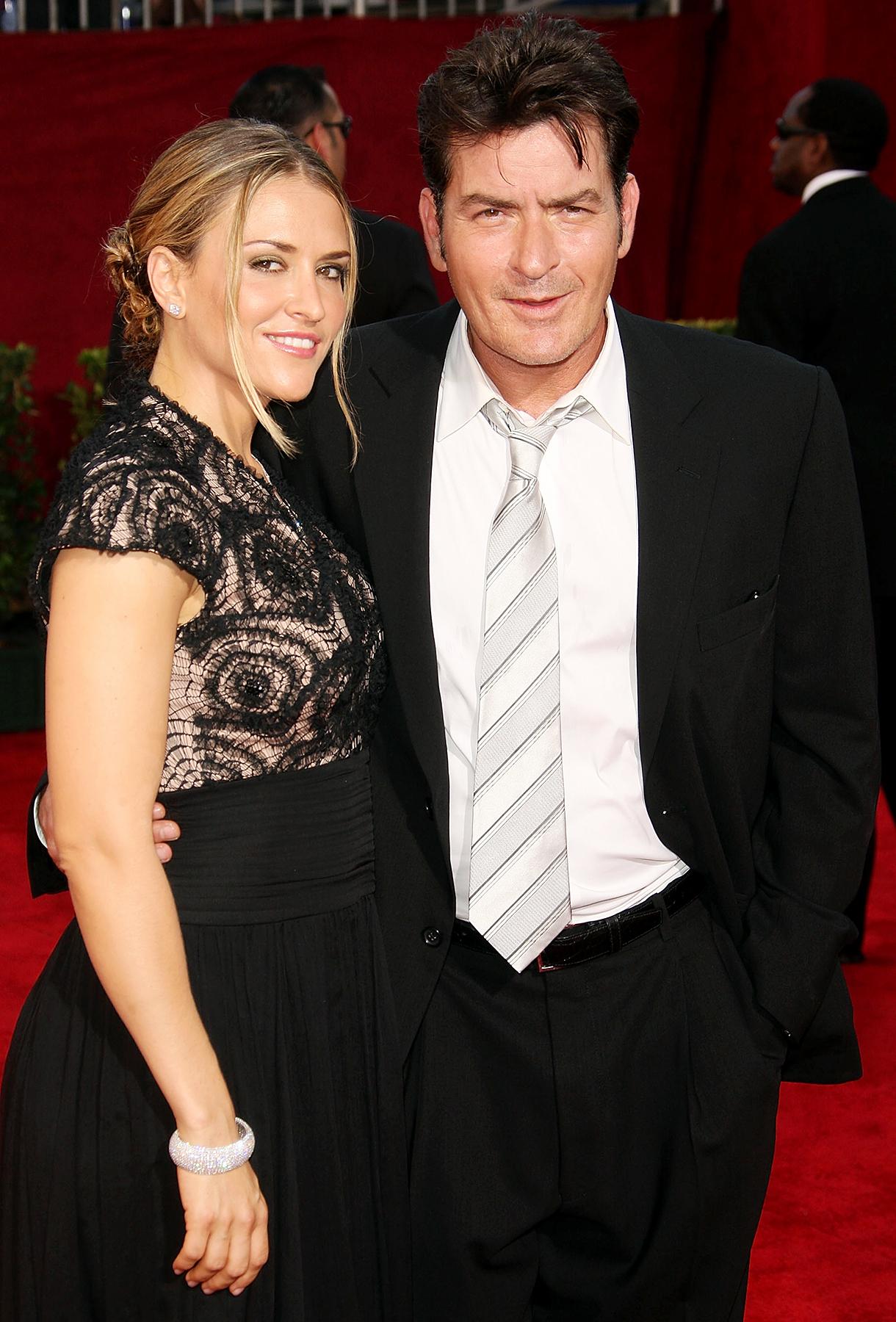 Charlie Sheens Sons Found Safe With Ex Brooke Mueller