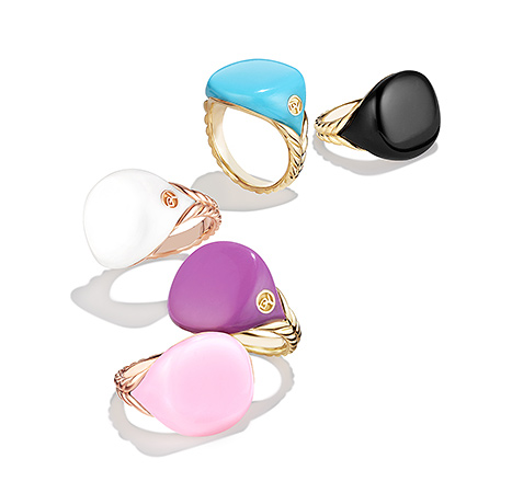 Buzzometer Rings