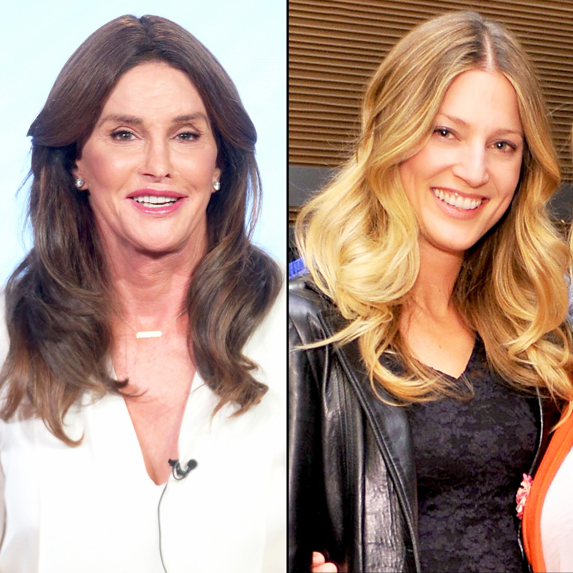 Caitlyn Jenner and Cassandra Marino