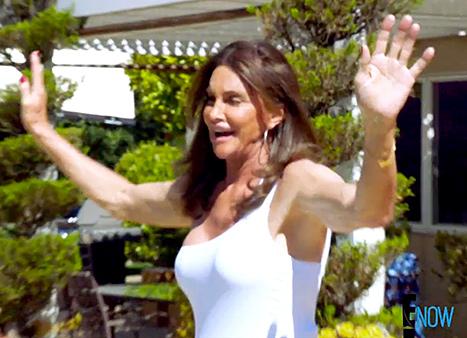 Caitlyn Jenner - I am Cait (swimsuit)