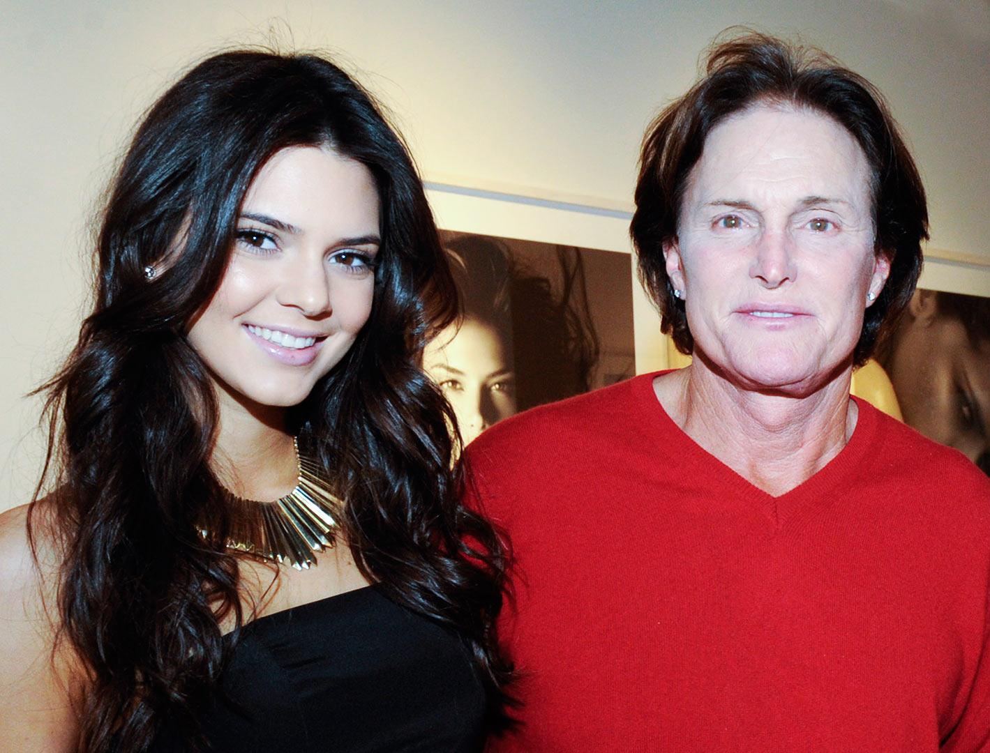 Kendall Jenner, Caitlyn Jenner, Bruce Jenner
