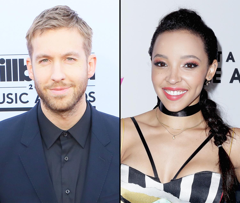 Calvin Harris and Tinashe