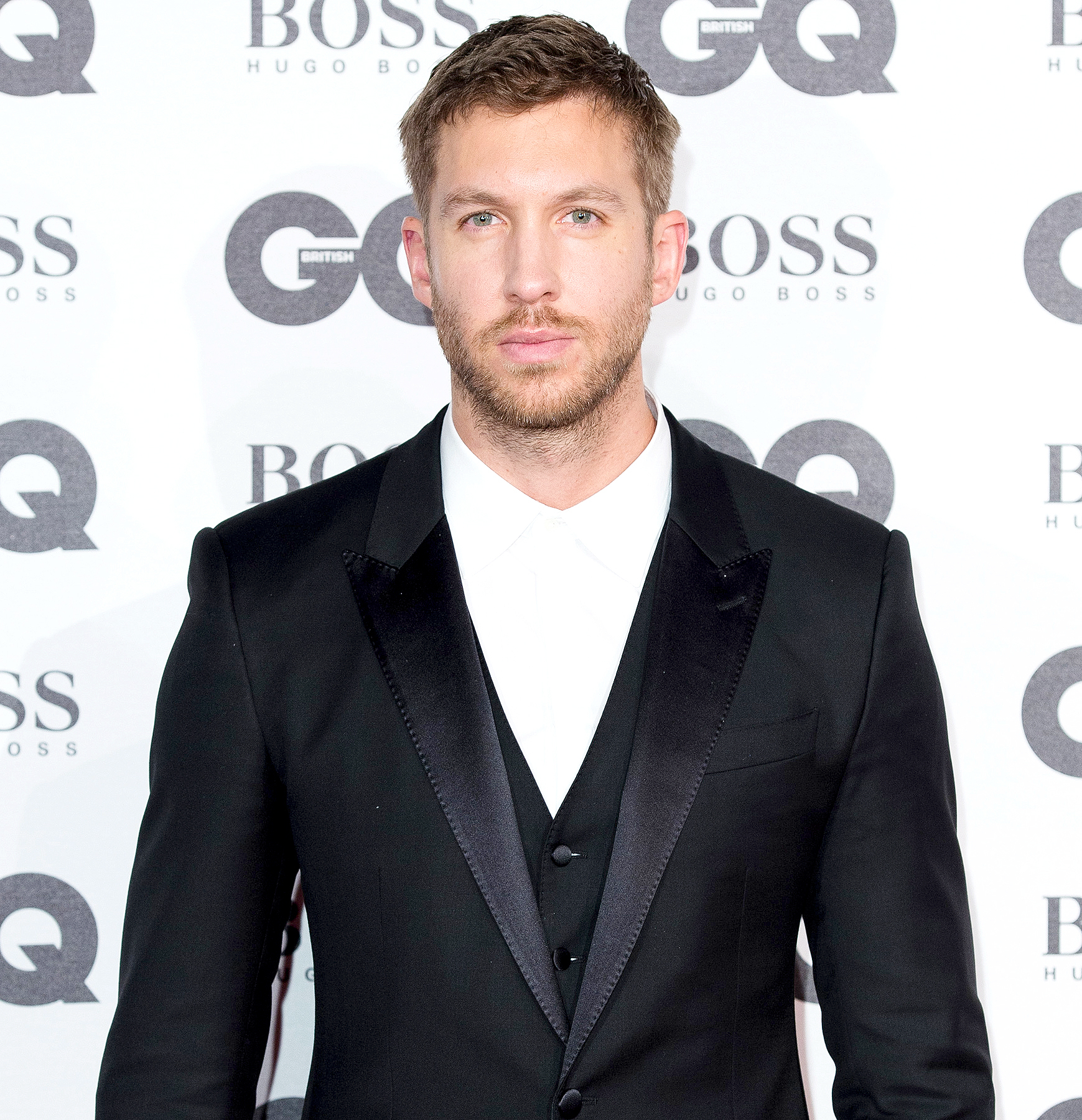 Calvin Harris arrives for GQ Men Of The Year Awards 2016 at Tate Modern on September 6, 2016 in London, England.