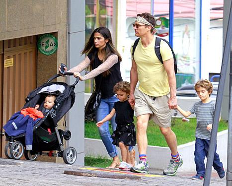 McConaughey Whole Family