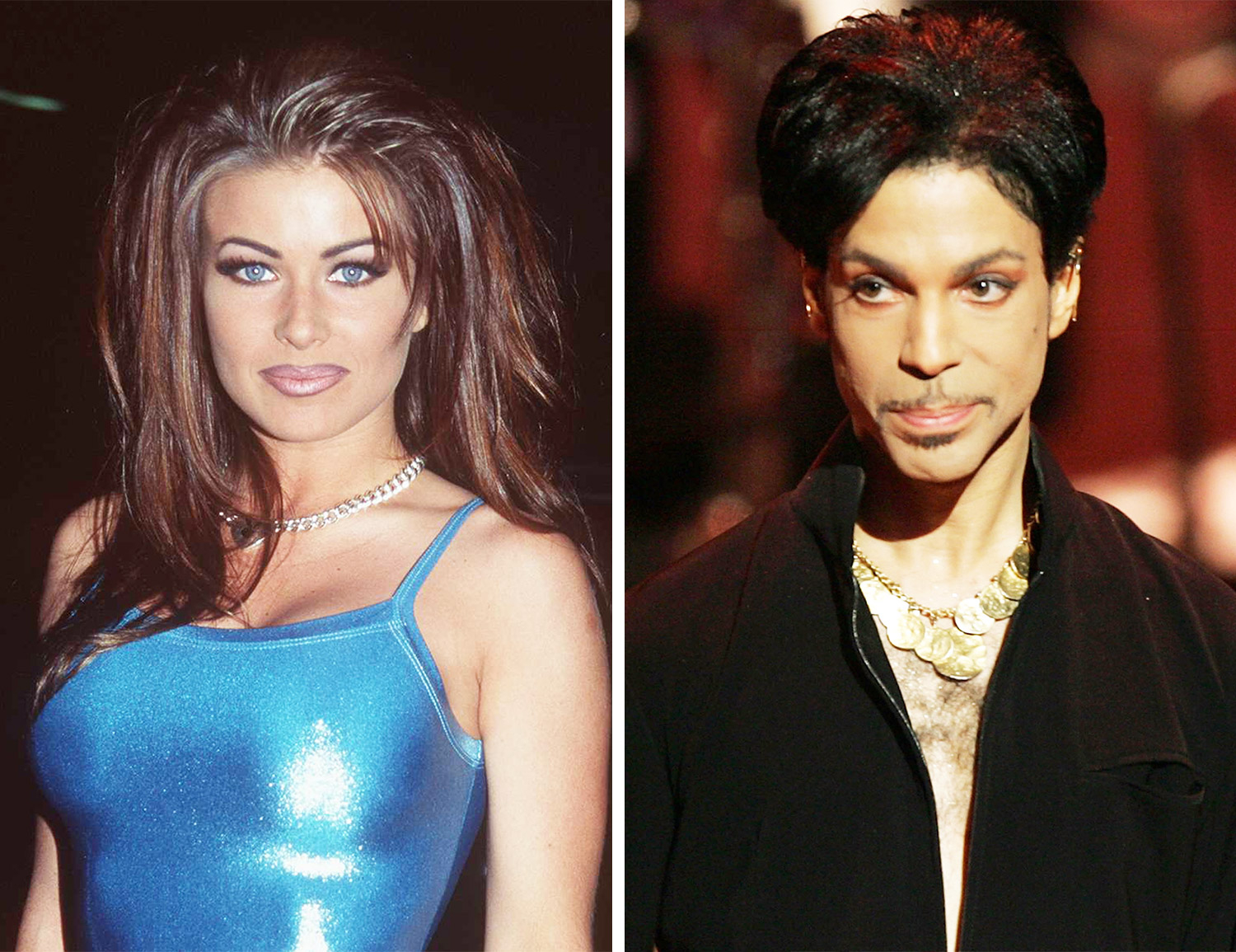 Carmen Electra and Prince