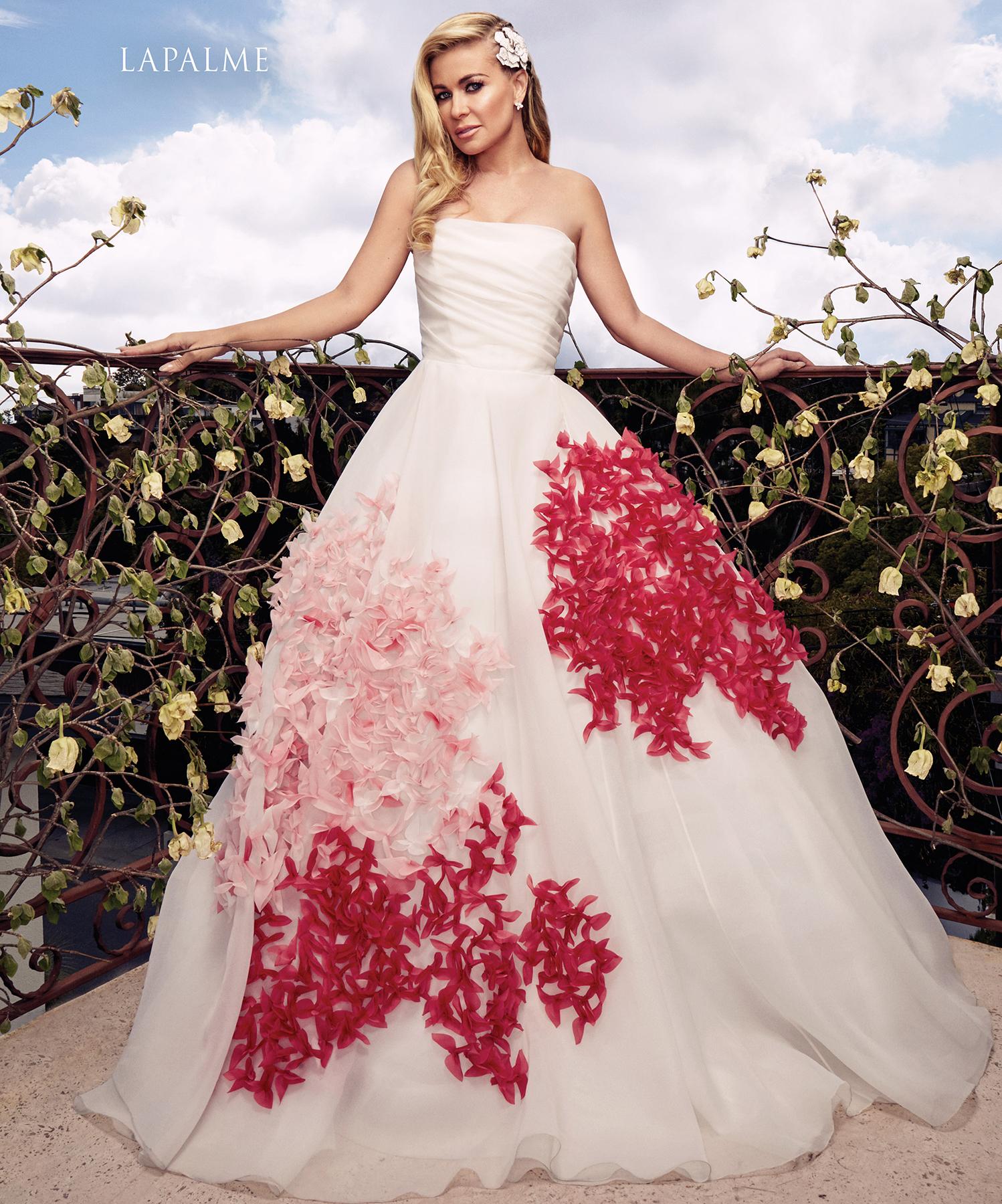 Moderno Vestido De Novia De Peyton Sawyer Patrón - Ideas de Estilos ...
