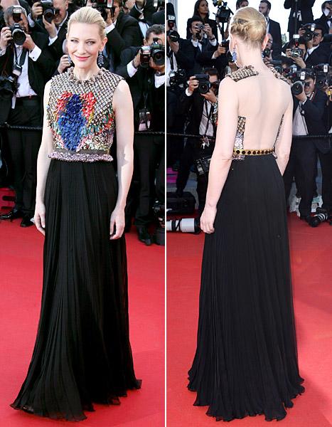 Cate Blanchett - Cannes Dress