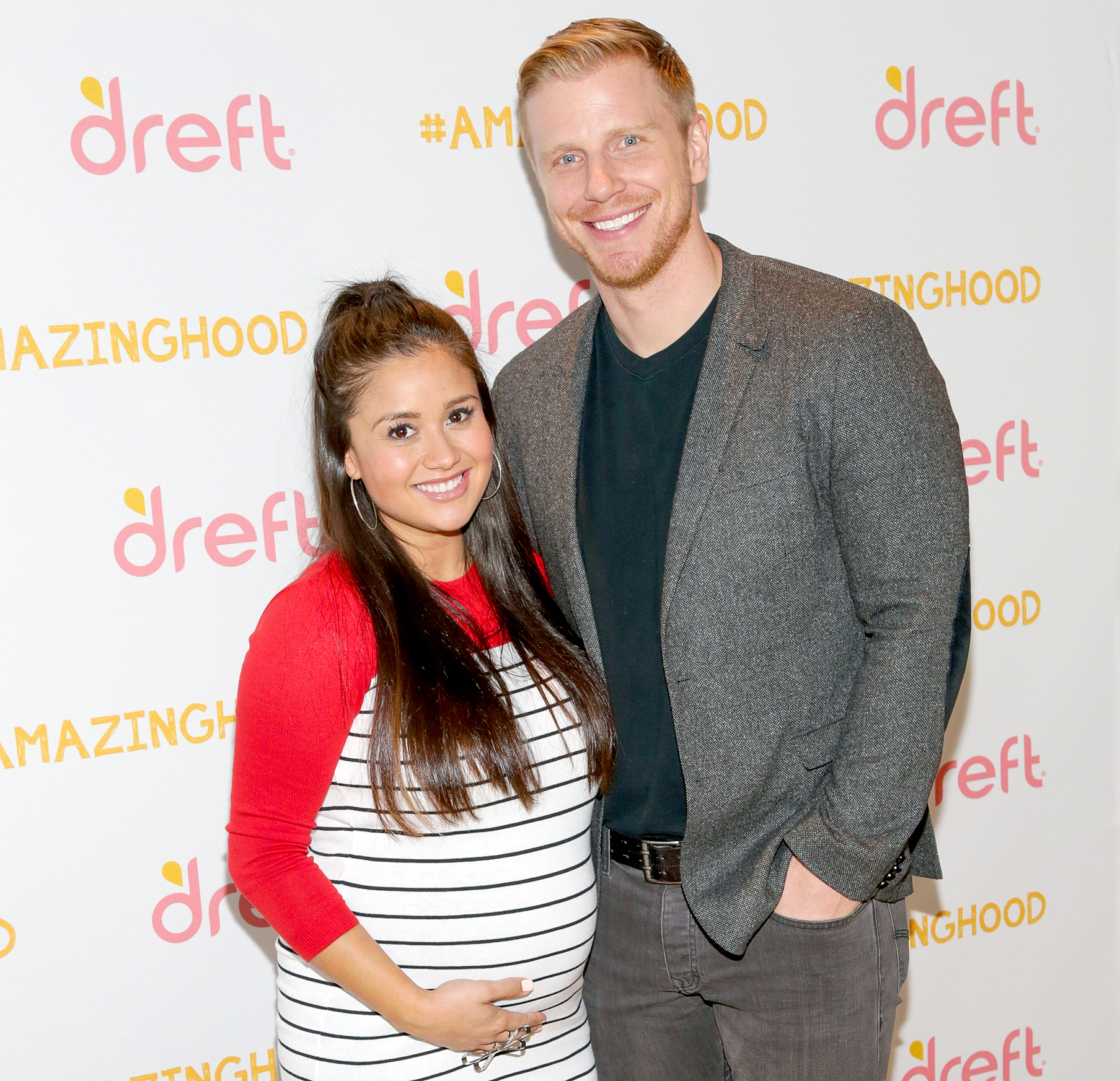 Catherine Lowe and Sean Lowe, from