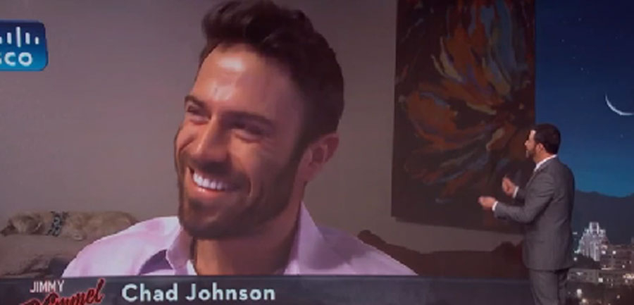 Chad Johnson from 'Bachelorette' has defended his behavior
