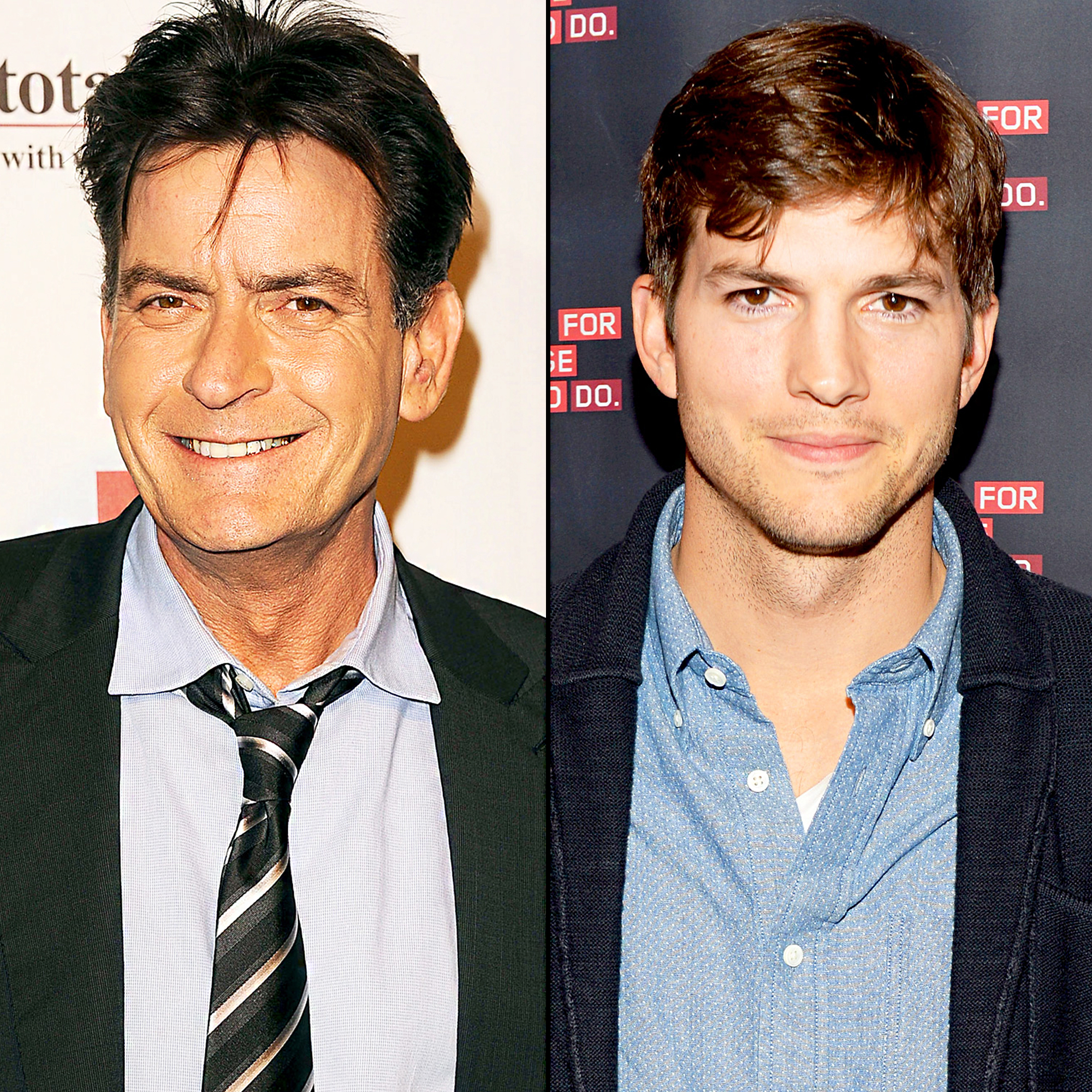 Charlie sheen regrets being stupidly mean to ashton kutcher photos charlies craziest controversies charlie sheen and ashton kutcher thecheapjerseys Choice Image
